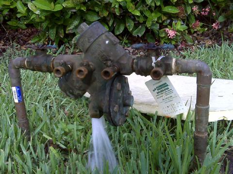 Backflow Certification North Port, Port Charlotte, Englewood, Venice